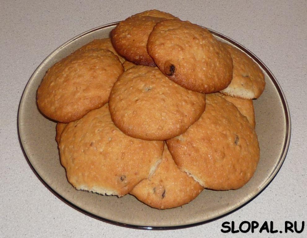 Рецепты домашнего бабушкиного печенья
