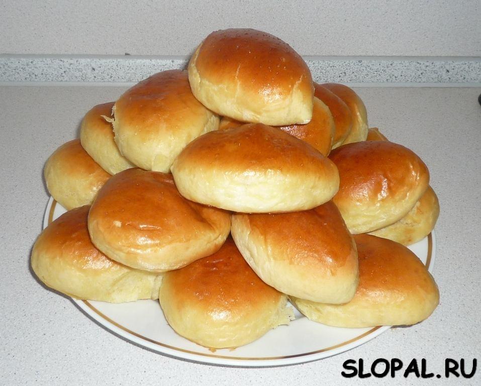 Тесто для выпечки пирожков в духовке
