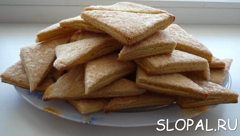 Треугольнички с сахаром
